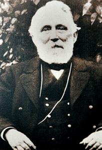 August Lauw, основатель завода в Цетеле.