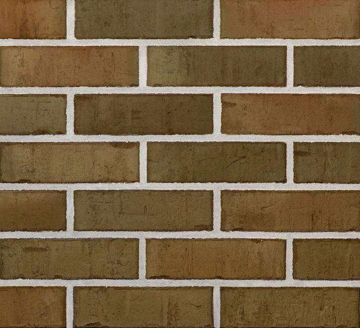 Клинкерная плитка CANBERRA реновационная в формате NF