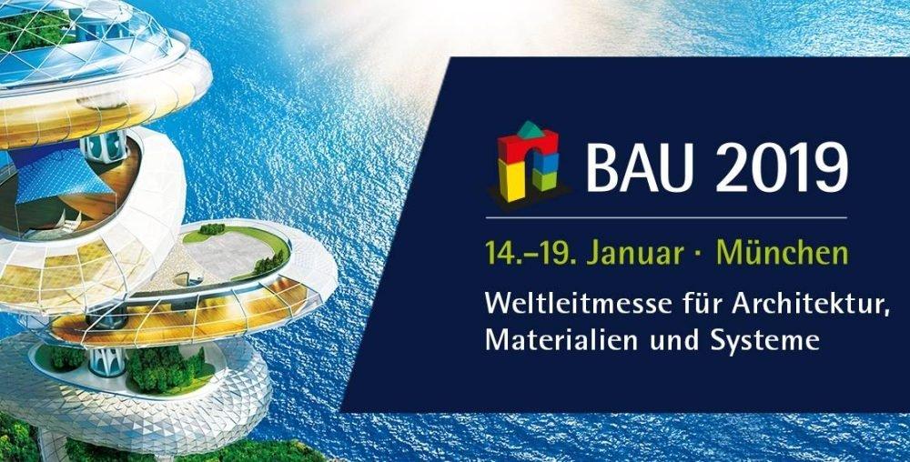 Компания Roben на строительной выставке BAU 2019 в Мюнхене