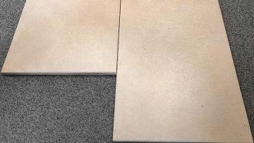 Новинка! Облегченный формат напольной керамики 600x300x10мм