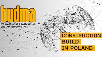 Компания Roben на строительной выставке BUDMA в г. Познань, Польша