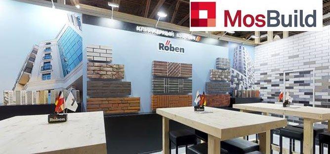 Röben на выставке MosBuild 2020
