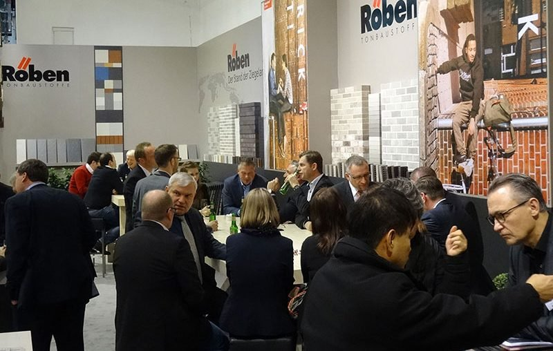 Календарь выставок Röben